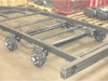 tubular steel frame